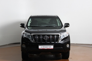 Toyota Land Cruiser Prado, Внедорожник 2016