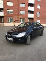 Opel Astra, Седан 2014